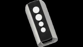 Handzender Prastel Slim+ met 4 kanalen