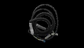 Spiral cable MFZ 5 meter 150801
