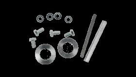 Industriedeur aandrijving montage toebehoren STA -25,4 mm holle as