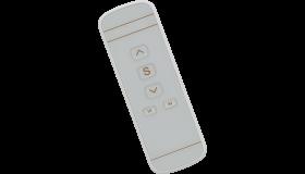 Handzender Somfy RTS vervanger
