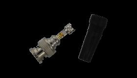 RG58-BNC stekker met schroefverbinding