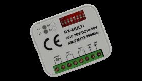 RX-Multi 2 channel receiver