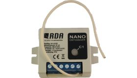 RDA receiver Nano868 1-channel front