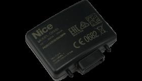 Ontvanger Nice OXIBD 4-kanaals 433MHz