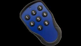 Remote Control Tele Radio T60TX-08STL front