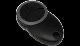Remote Teleco TXP433A04 front
