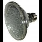 LED lamp WIT 230Vac E27 PAR30 voor Apollo Plast verkeerslicht.