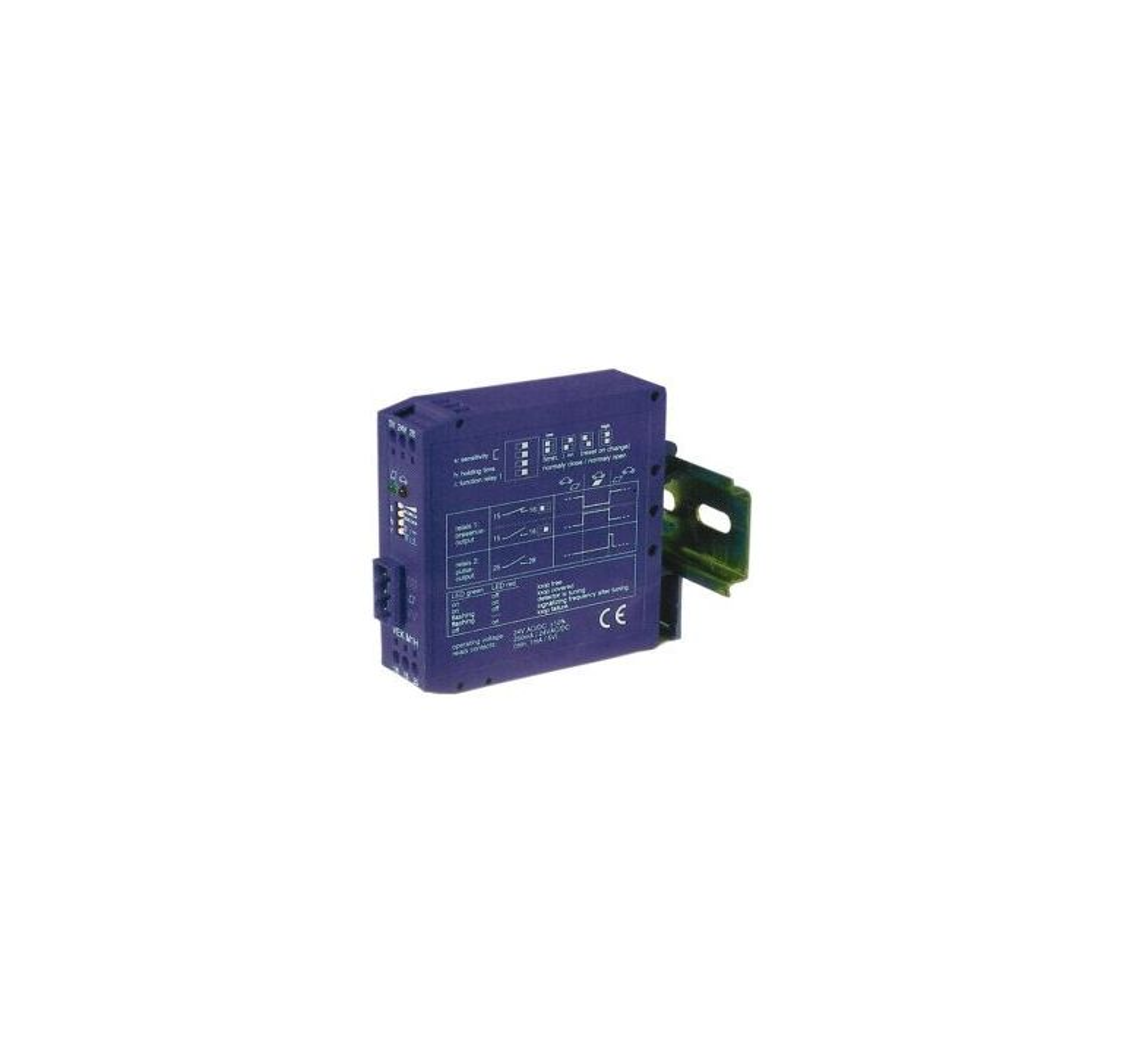 Detector 1 kanaal 24V VEK M1H-A