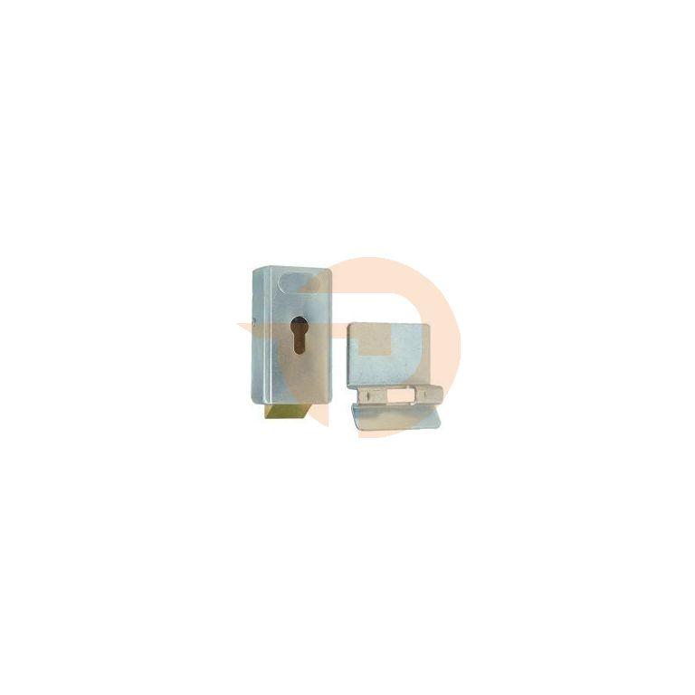 Elektrisch slot 24V met europrofielcylinder