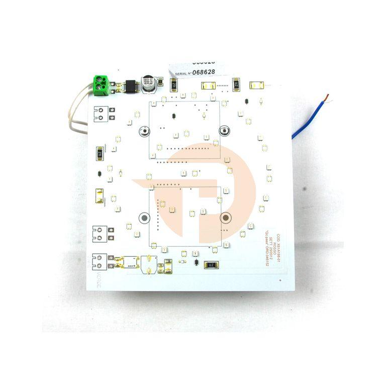 LED-print voor Apollo groen (LED) 230V