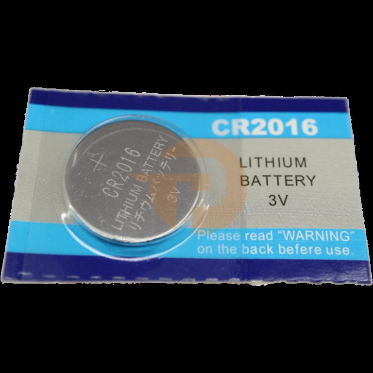 Batterij CR2016