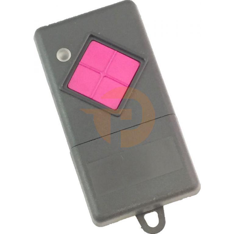 Handzender Dickert MAHS433-01 met 1 kanaal