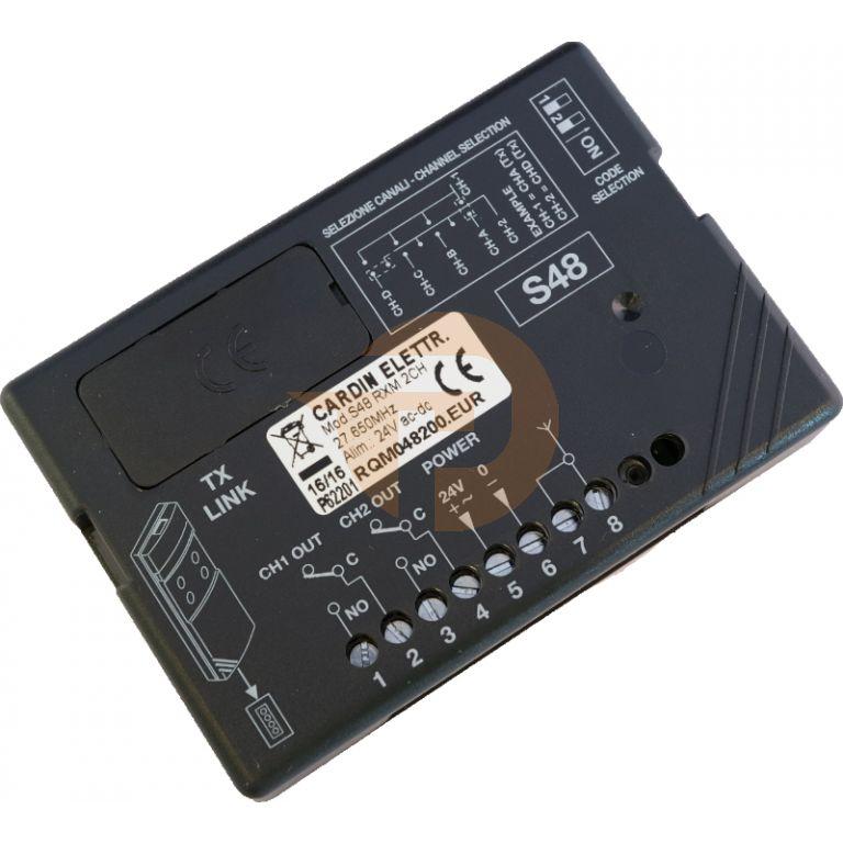 Ontvanger Cardin RQM048200 S48 mini/2