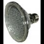 LED lamp rood 230Vac E27 voor Apollo Plast