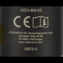 Handzender Hörmann HSE4-868-BS (mat zwart)