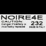 Handzender Telcoma Noire 4 met 4 kanalen